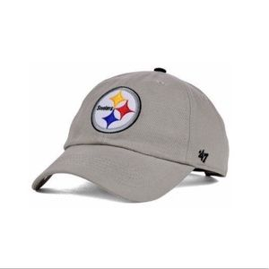 Pittsburgh Steelers Adjustable Hat